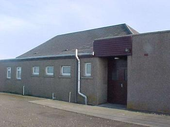 Photograph of Staxigoe Village Hall