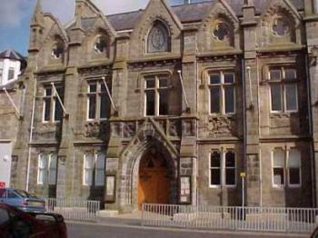 Photograph of Thurso Town Hall (Caithness Horizons)