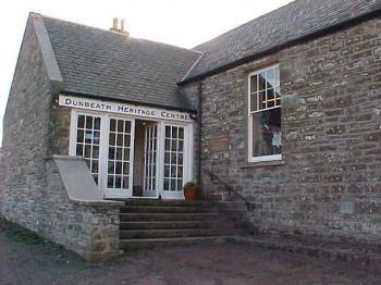 Photograph of Dunbeath Heritage Centre
