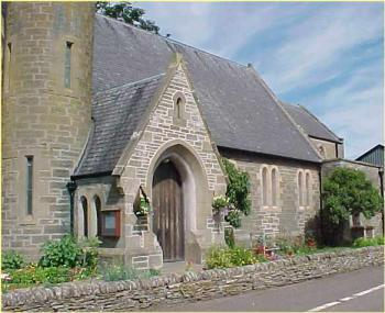 Photograph of St Peter and the Holy Rood Episcopal Church