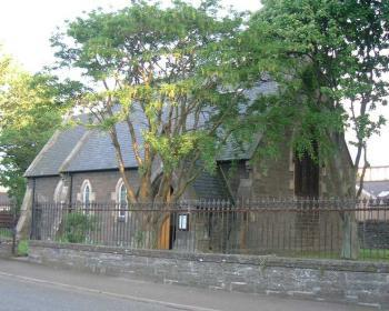 Photograph of St John's Scottish Episcopal Church