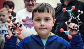 Photograph of Caithness International Science Festival