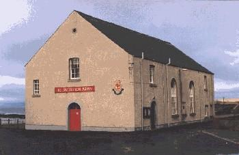 Photograph of Salvation Army Thurso