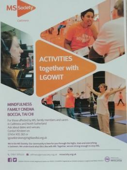 Photograph of Lets Get On With It Together (LGOWIT)