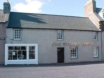 Photograph of Wick Heritage Museum