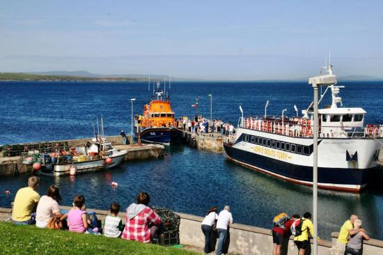 Photograph of Harbour Day At John O' Groats