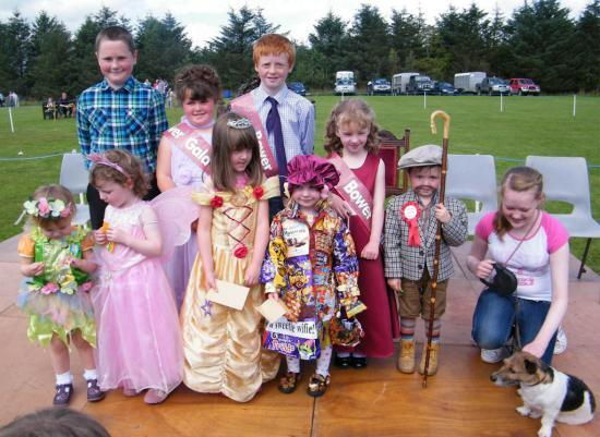Photograph of Bower Gala 2012