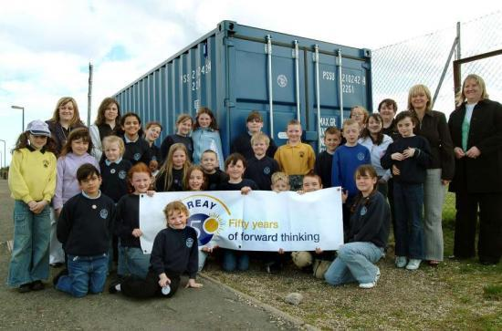 Photograph of Storage Solution of Morning And After School Club Run By Pulteneytown People's Project
