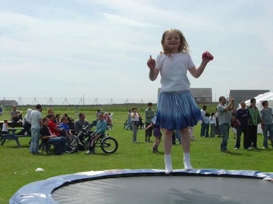Photograph of Pulteneytown People's Project Fun Day