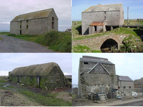 Photograph of Old Buildings in Caithness - New Photo Gallery