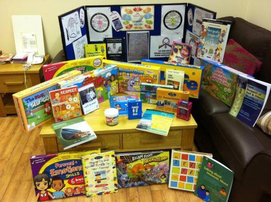 Photograph of Therapeutic Toolkit For Children And Young People