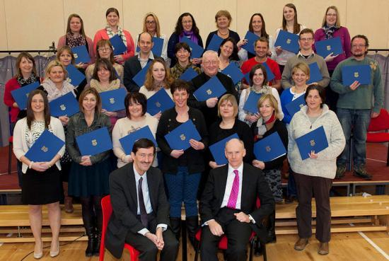 Photograph of Highland Educators Lead On