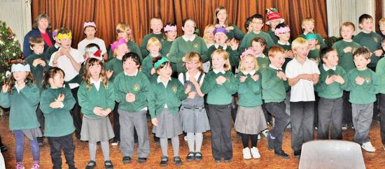 Photograph of Keiss Primary School - Twelve Days Of Christmas