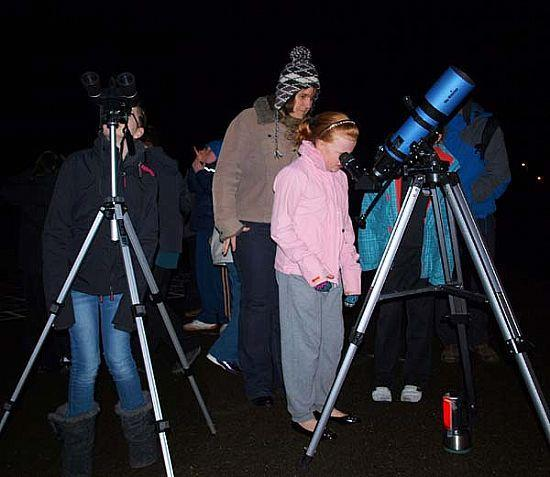 Photograph of Caithness Astronomy Group - December 2012 Update