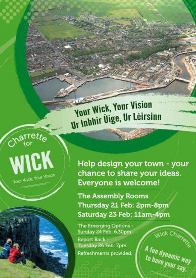 Photograph of Highland Council Wants Your Ideas To Plan The Future For Wick