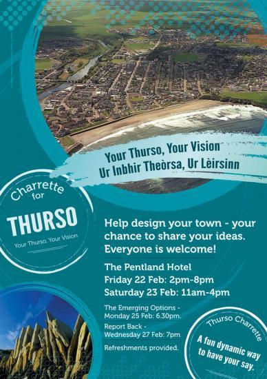 Photograph of Highland Council Wants Your Ideas To Plan The Future For Thurso