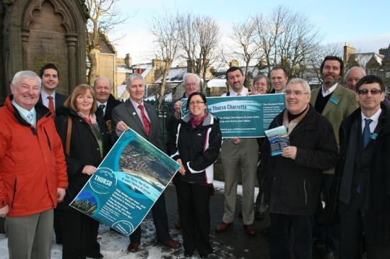 Photograph of Caithness Charrettes Launched - Thurso