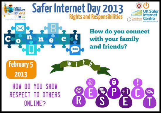 Photograph of Internet Safety - Think U Know and Other Links