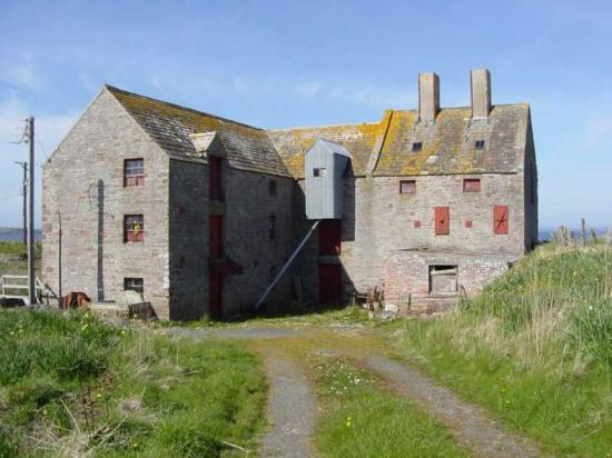 Photograph of John O�Groats Mill to benefit from Historic Scotland Building Repair Grant