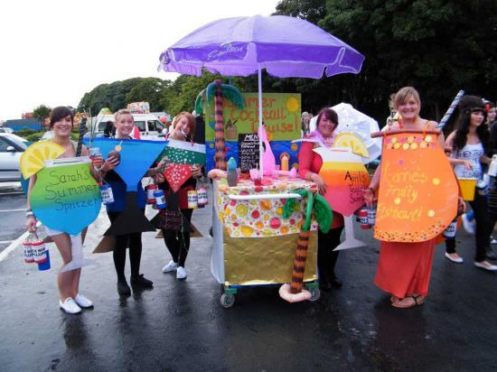 Photograph of Wick Gala 2012 Photos