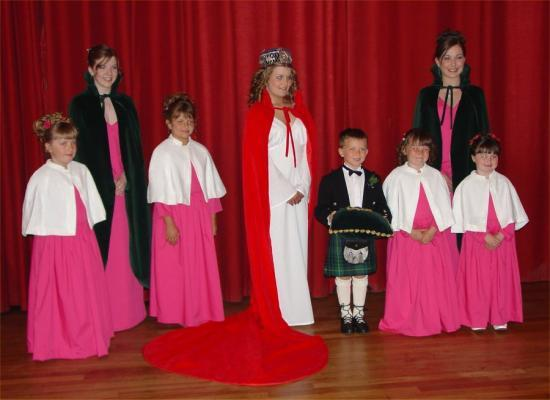 Photograph of Wick Gala 2004 Photos