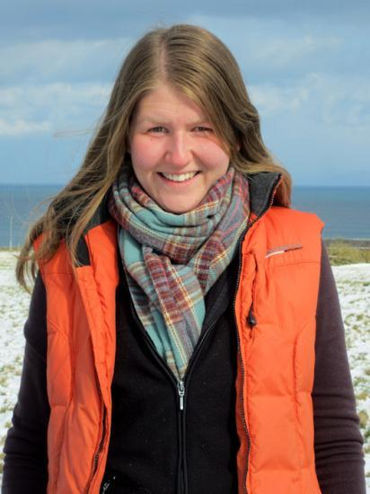 Photograph of Hanna Miedema SNP Candidate For Landward Caithness Bi-election