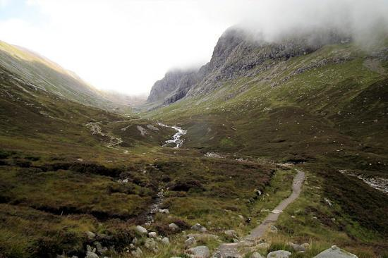 Photograph of BEN NEVIS: 24 hour challenge for charity