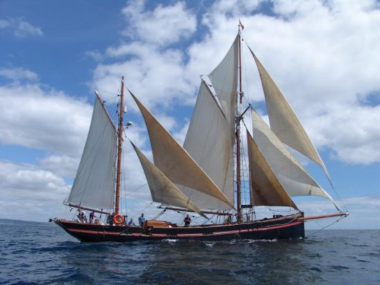 Photograph of Trinity Sailing Voyage With Music