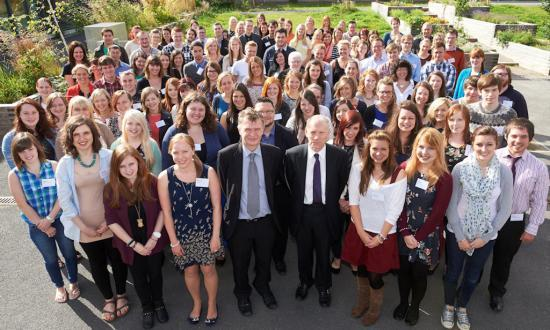 Photograph of Probationer Teachers Welcomed to the Highlands for 2013