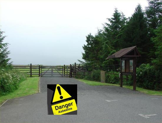 Photograph of Newtonhill Woodland/ Landfill Car Park Closed to Public