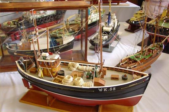 Photograph of Pentland Model Boat Club 2005 Annual Show