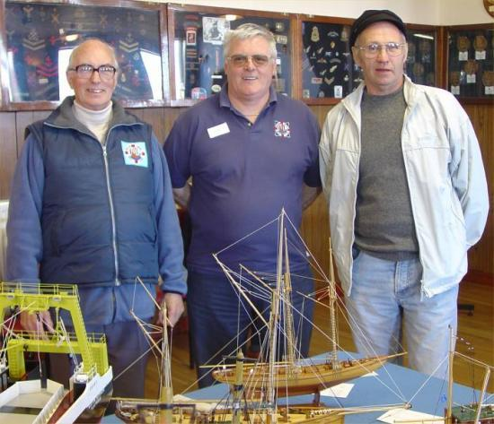 Photograph of Pentland Model Boat Club 2006 Annual Show