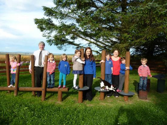 Photograph of Busy Bees Revamped Outdoor Play Area