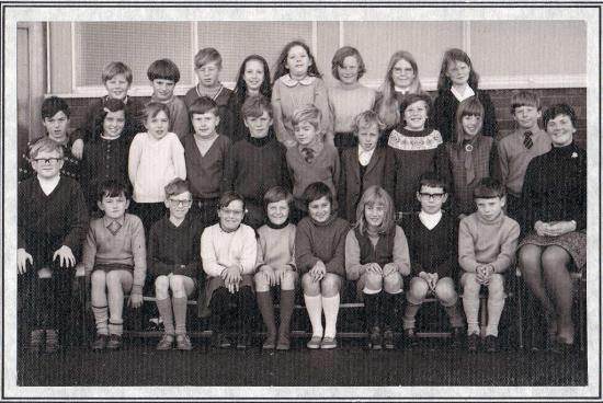 Photograph of Old School Photos - Pennyland Primary School 1970/71