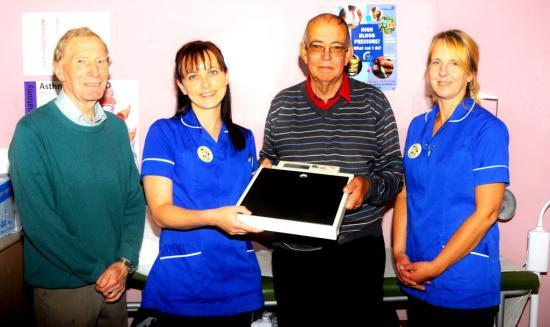 Photograph of Caithness Heart Support Group - Presentation 1