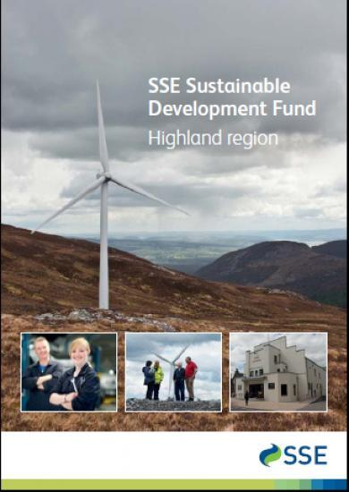 Photograph of Funding Opportunity - SSE Sustainable Development Fund Launched
