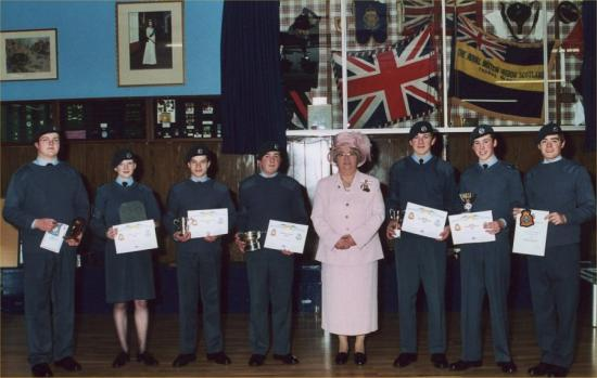 Photograph of Awards 2006 At Annual Parents Evening