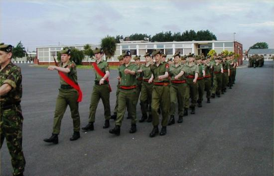 Photograph of Summer Camp For The Caithness Army Cadets