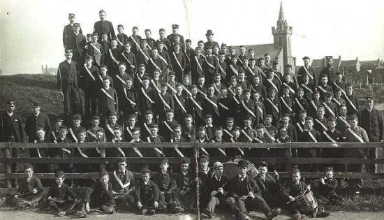 Photograph of Boys Brigade Wick - Collection of Old Photos