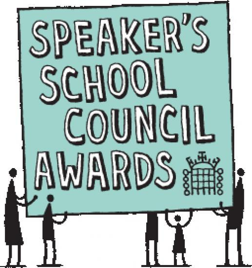 Photograph of Speakers School Council Awards