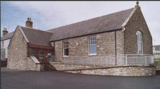 Photograph of DUNBEATH HERITAGE CENTRE CALLS FOR LOCAL HISTORIC ARTEFACTS