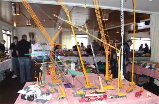 Photograph of Caithness Model Club - Annual Show 2008