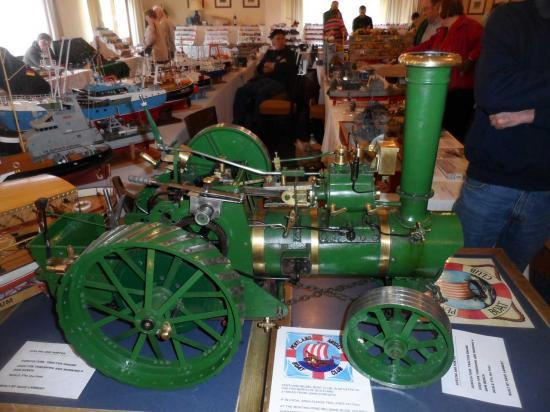 Photograph of Caithness Model Club 2014 Show