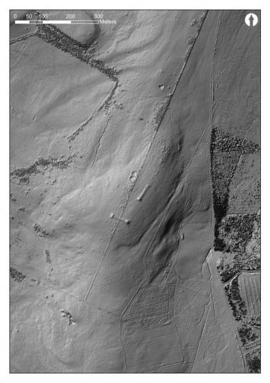 Photograph of Hidden Landscapes: LiDAR survey of a multi-period landscape in Caithness