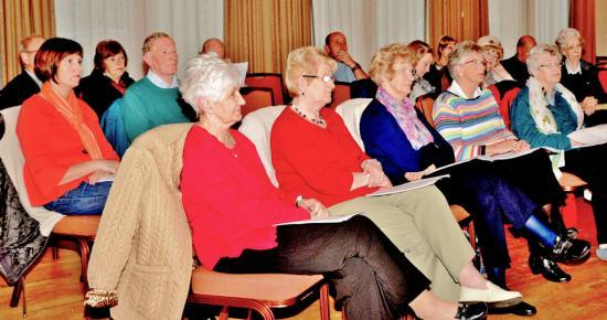 Photograph of Caithness Heart Support Group Praised At 2015 AGM