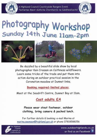 Photograph of Photography Workshop