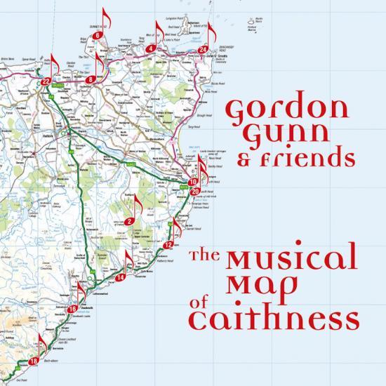 Photograph of The Musical Map Of Caithness Takes You On A Tour