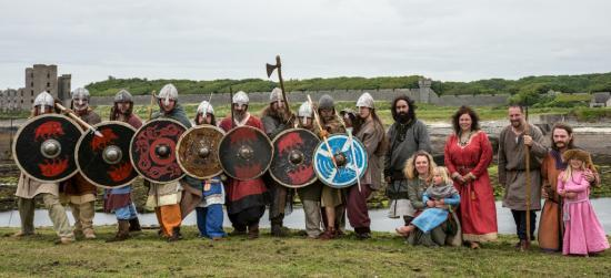 Photograph of Caithness Horizons Secures Funding For Viking Festival 2016