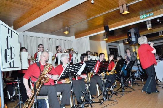 Photograph of Caithness Big Band Swings For Heart Support Group
