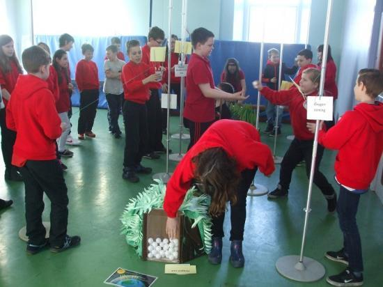 Photograph of Peatland workshops prove hit at Science Festival - Carbon Cycle